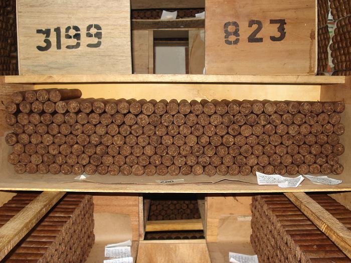 Хранение и заморозка сигар